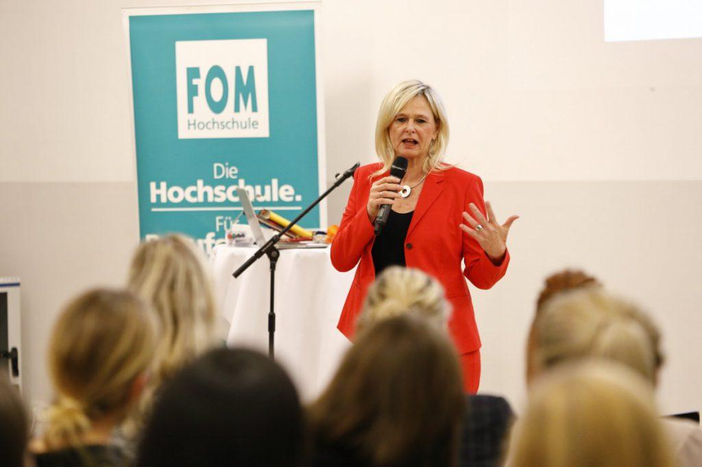 Barbara Baratie Dozentin bei FOM