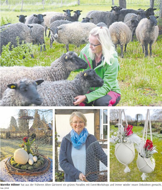 Gründungslotsin für Landfrauen